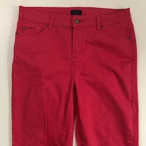 Not Your Daughters Jeans Womens Straight Fit Pants